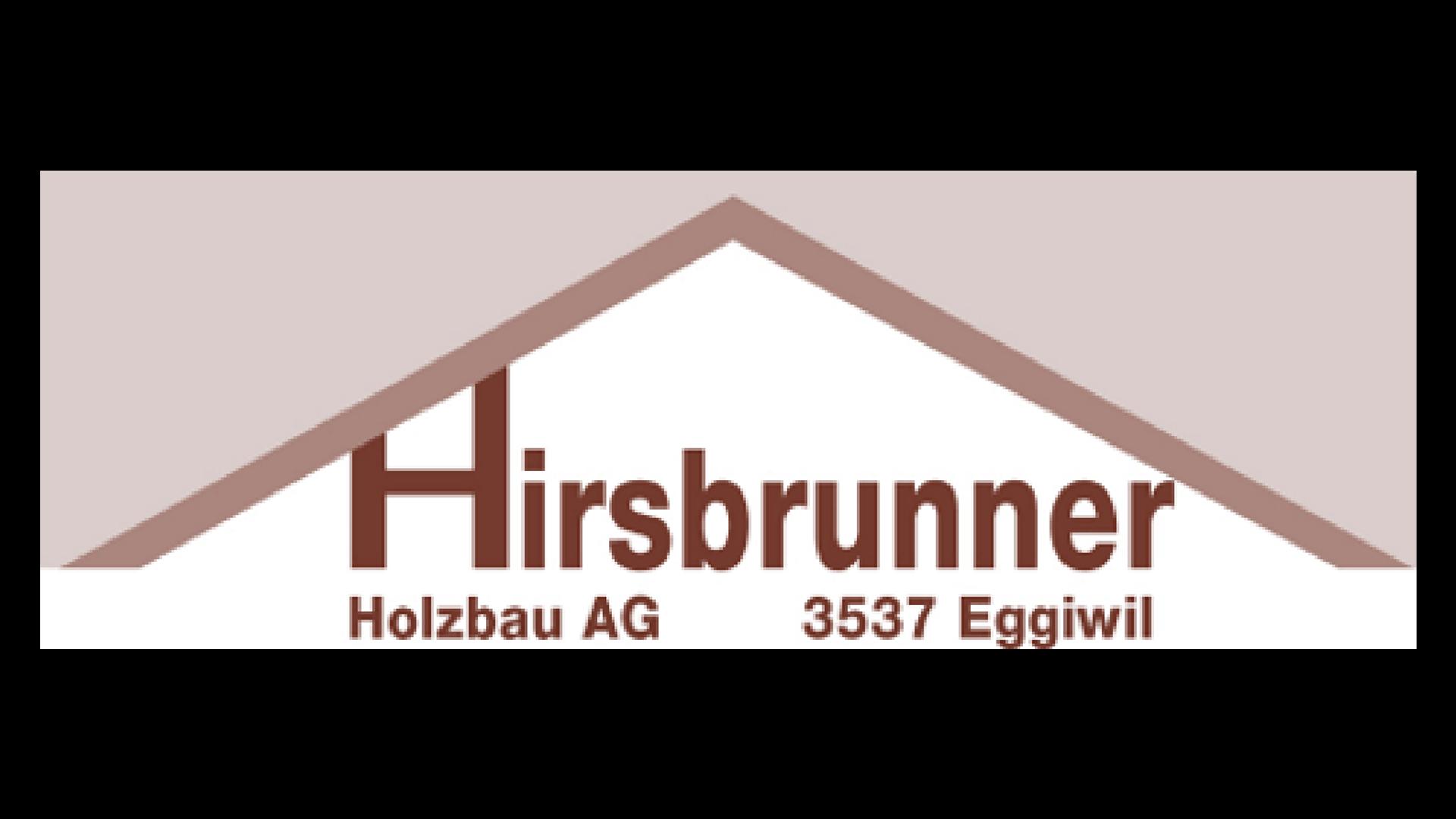 Hirsbrunner Holzbau - Webseite